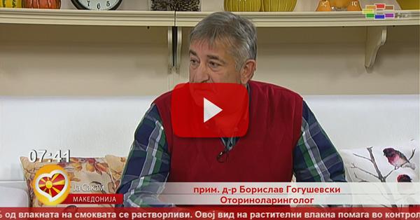 Третман на воспаление на крајници (Видео)