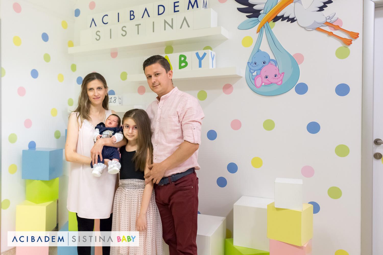 Галена е втората радост на семејството Андоновски